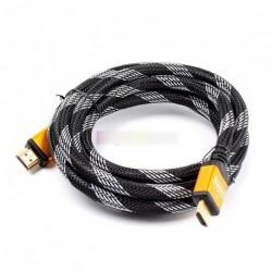 1.5M HDMI 2.0V aranyozott kábel HDTV LCD PS4