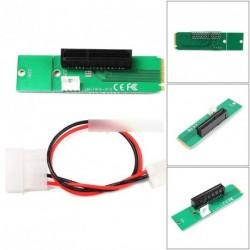 Nagy sebességű PCI-e 1X / 4x Kártya NGFF