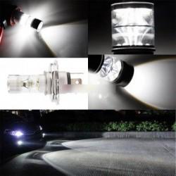 H4 60W CREE LED nappali menetjelző DRL izzó fehér