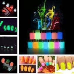 1db 10g  Fluoreszkáló Sötétben világító pigment
