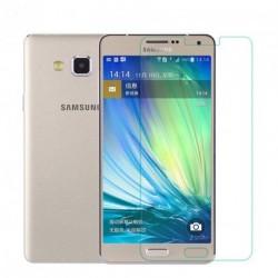 Edzett üveg képernyővédő fólia Samsung A7