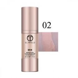 2 - O.TWO.O kozmetikai vízálló alapozó alapozó sminkes folyékony korrektor BB krém