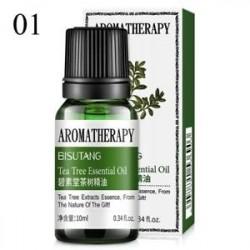 1 - Illat Aromaterápiás illóolaj Rose Lavender masszázs Természetes teafa