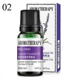 2 - Illat Aromaterápiás illóolaj Rose Lavender masszázs Természetes teafa