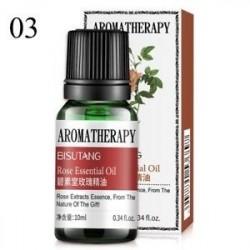 3 - Illat Aromaterápiás illóolaj Rose Lavender masszázs Természetes teafa